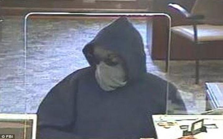 Uae Bank Robbed In Broad Daylight