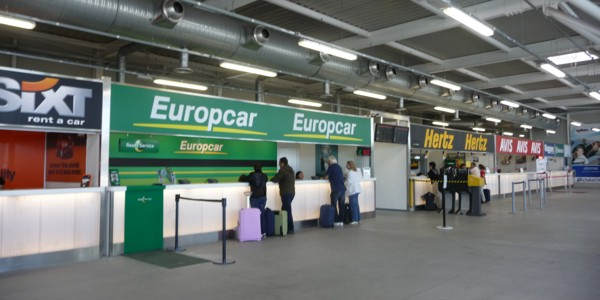 Car Rental Bergamo Airport Hertz