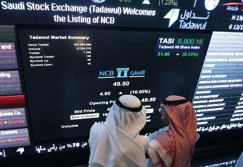 Tadawul trading system