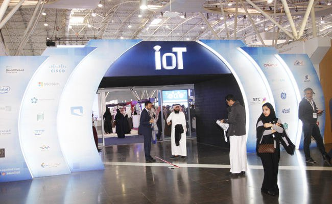First Iot Exhibition Opens In Ksa