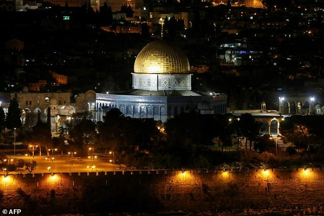 Us to open jerusalem embassy in may for israel 39 s 70th for Consul dns forwarding