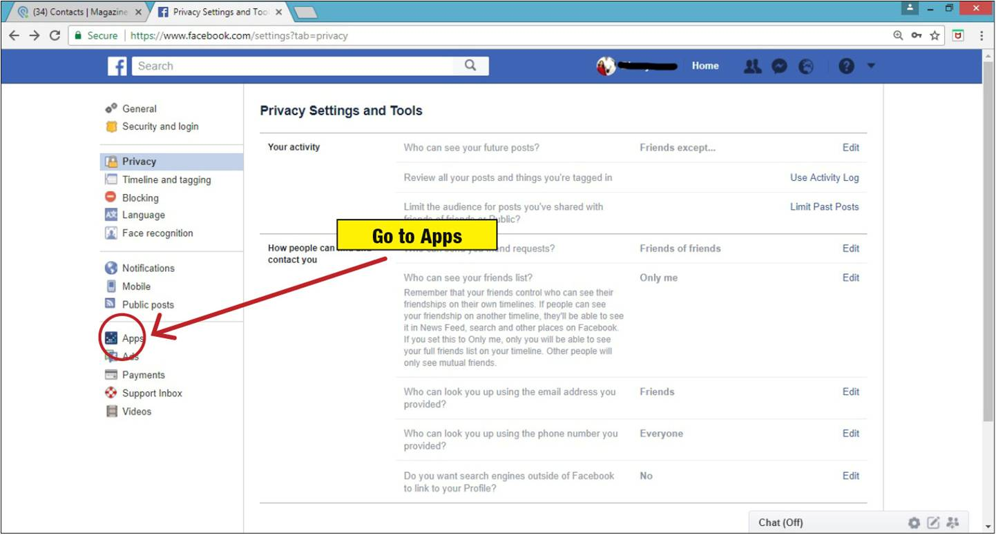 How to Stop Facebook from Tracking You foto
