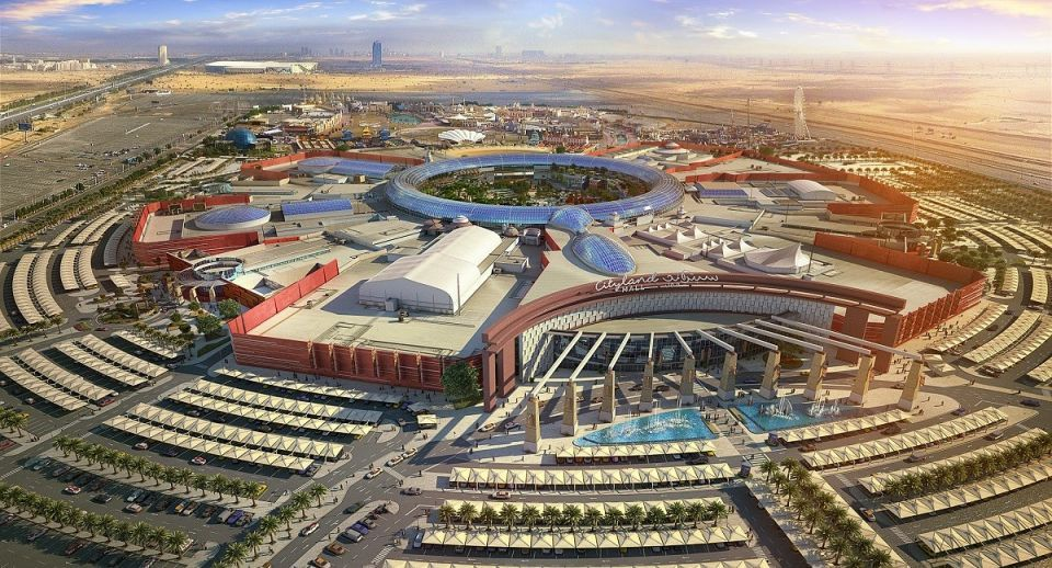World S First Nature Inspired Shopping Destination In Dubai