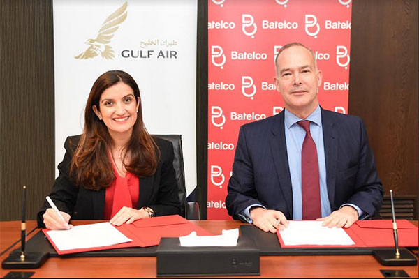 gulf air and batelco