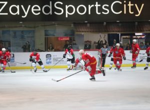 ice hockey'