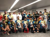 Bahrain's national Mixed Martial Arts team