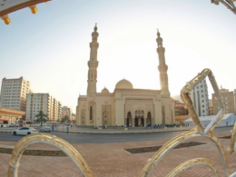 new mosques in sharjah