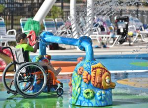 diffabled park