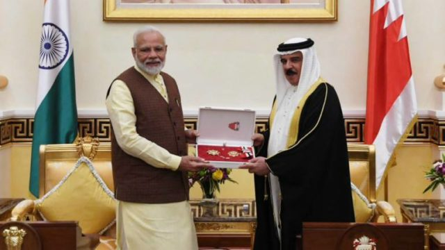 Bahrain-India Relations To Strengthen Following Modi's Visit