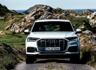 Luxury suv Audi Q7