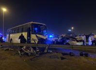 Bahrain: Drunken Driver Slammed With Six Charges, Including Manslaughter