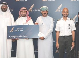 100 Winners Receive 100 Tickets In Gulf Air Quiz Campaign