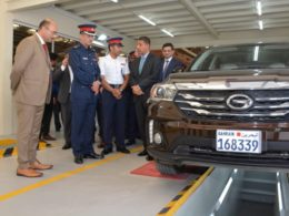 Bahrain: First Private Traffic Examination Centre Opened