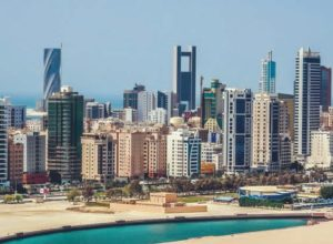 Bahrain- 28% of residential property and 22% of offices vacant