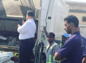 Bahrain -Inspection Campaign To Eliminate Illegal Street Vendors