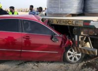 Bahrain-Man Killed In Horrific Accident