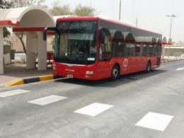 Bahrain: Solar Panels Installed At 32 Bus Stations