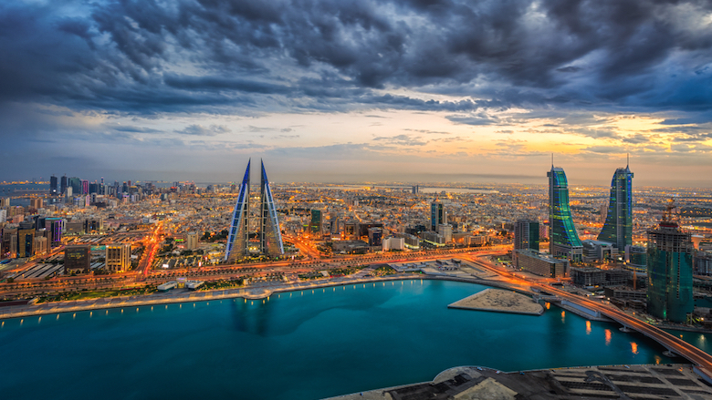 bahrain  reopening of dine