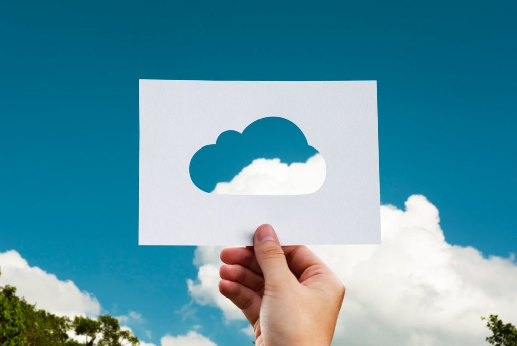 How important is cloud-based storage for educational institutions?